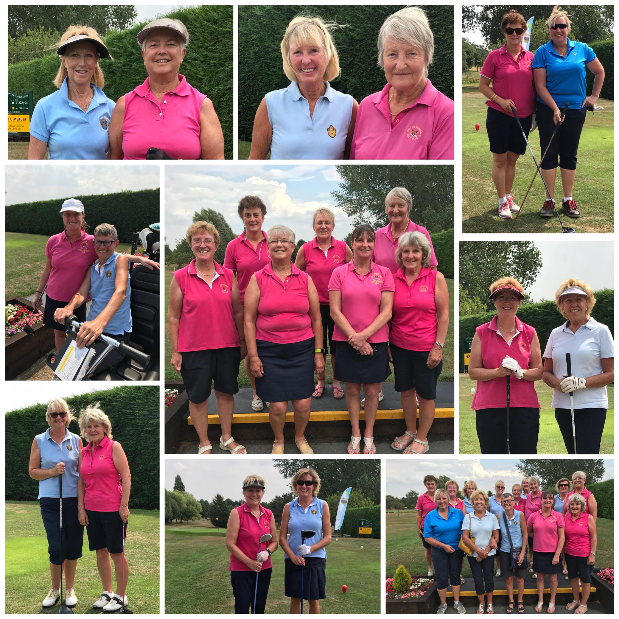 MMGC Ladies in another Tasker Triumph
